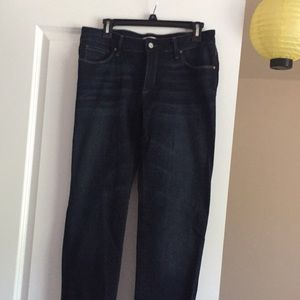 Mavi Jeans- EMMA slim boyfriend dark wash
